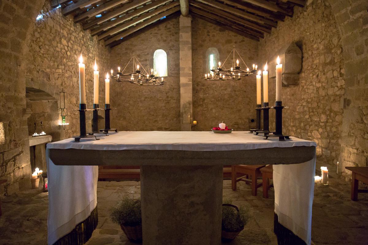 Sant Pere de Clarà chapel -Mireia Navarro photography