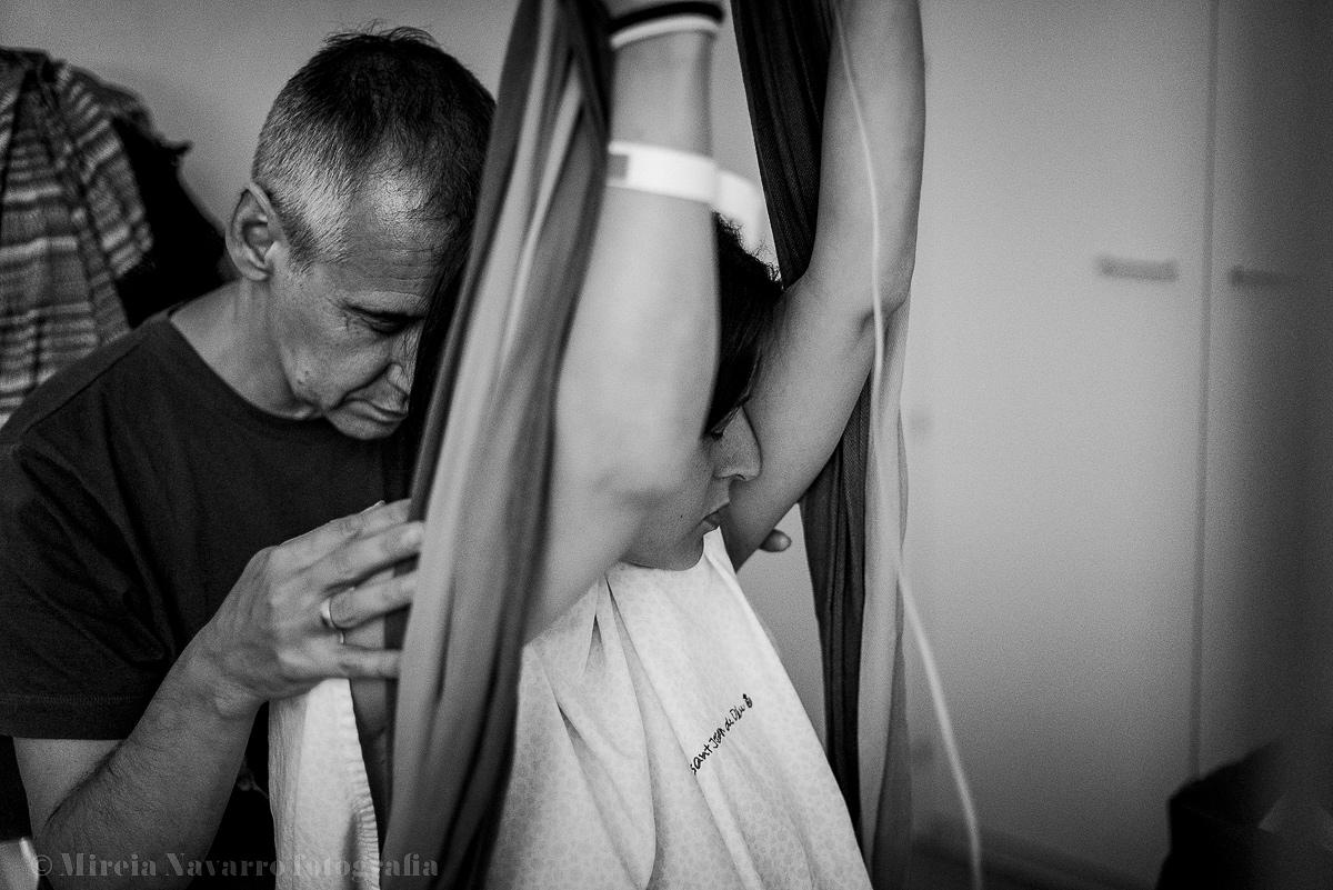 Fotografia de parto-Mireia Navarro Fotografia
